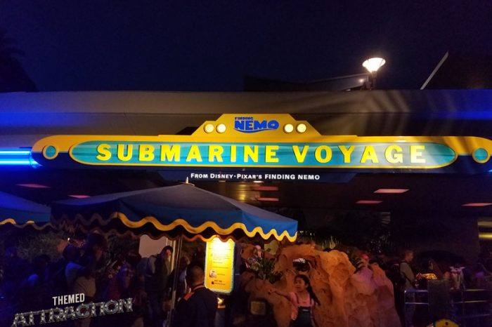 How is a new themed attraction generated within the theme park industry?