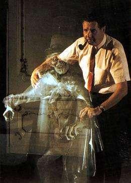 Walt Disney Imagineering Bio: Yale Gracey - from Disney Legends