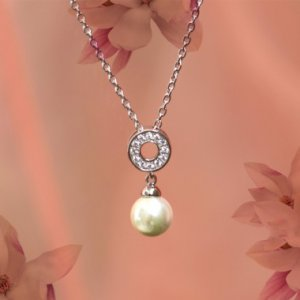 pearl necklace avatar