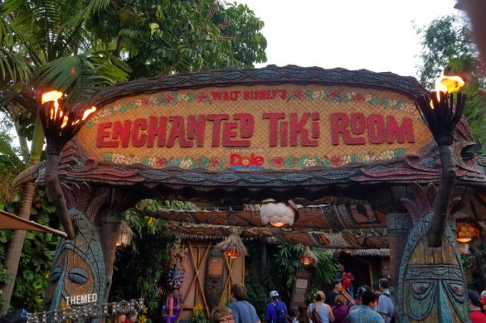 Enchanted Tiki Room Script