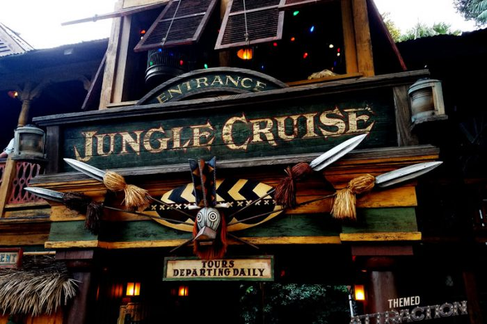 The day the Jungle Cruise got a special guest visitor