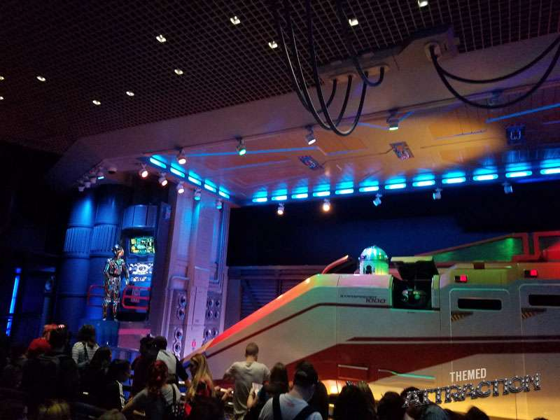 Part 1: Themed Attraction Design: Immersive Environments