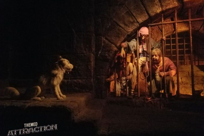 Candid tales from Walt Disney World's Pirates of the Caribbean