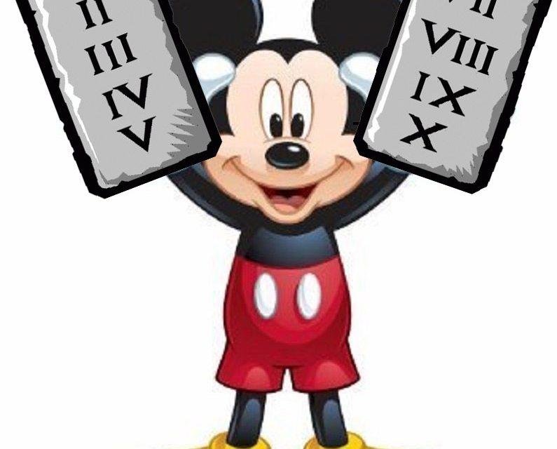 Mickey's 10 Commandments - Marty Sklar