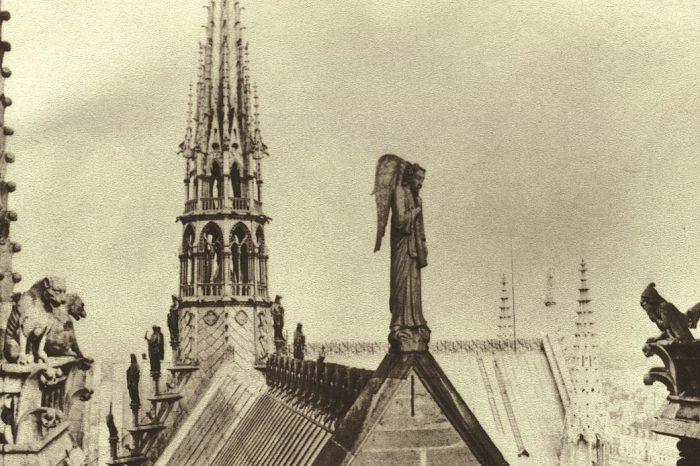 Tom K. Morris on the Notre-Dame Tragedy
