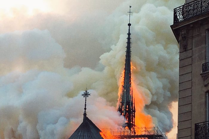 Imagineers React to Notre-Dame