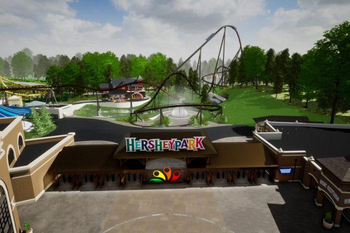 Hersheypark's Sweet Branding with Candymonium