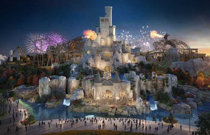 """The London Resort gives first look at """"next generation"""" theme park"""