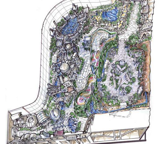 Theme Park Master Planning