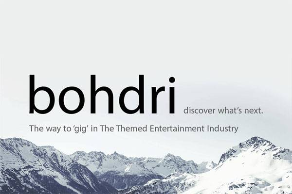 bohdri Announces Launch of Job Platform Designed Exclusively for the Themed Entertainment Industry