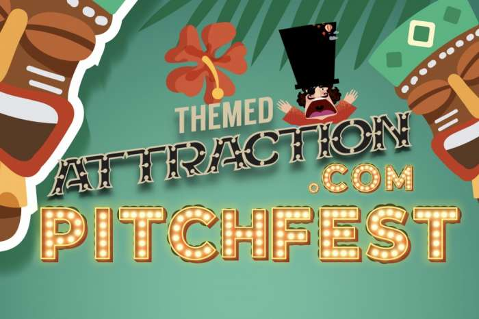 Themed Attraction's First Pitchfest Elevates Collaboration & Community