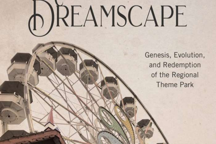 Imagineering an American Dreamscape: Book Launch Day!