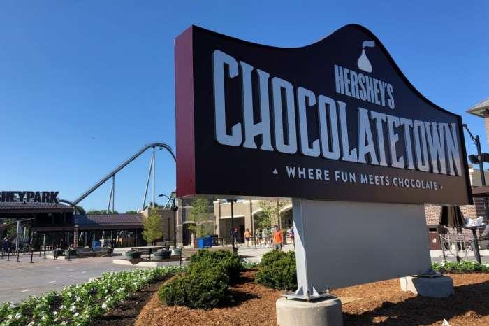 Hershey's Chocolatetown debuts