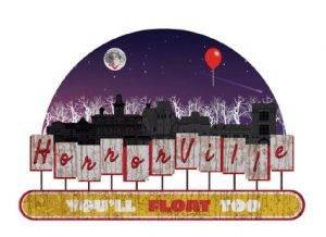 horrorville logo