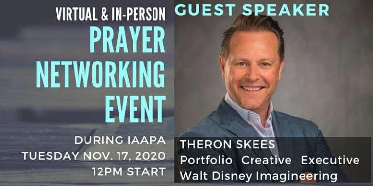 IAAPA Prayer Networking Event