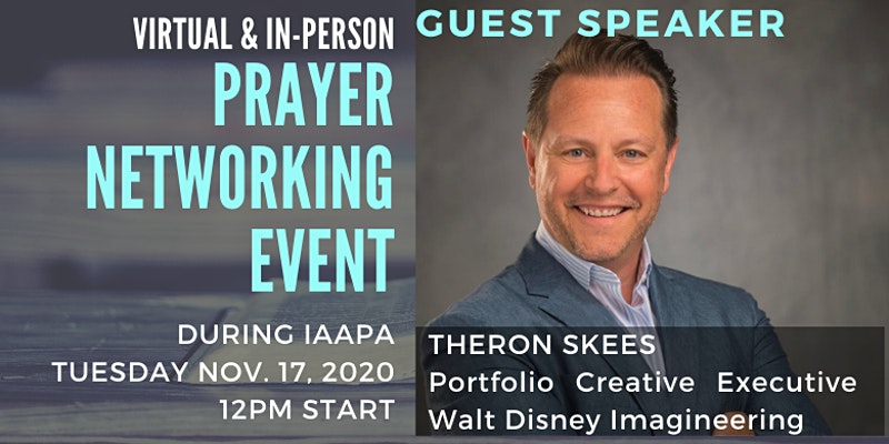 IAAPA Prayer Networking Event